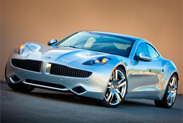 Photo via Fisker.