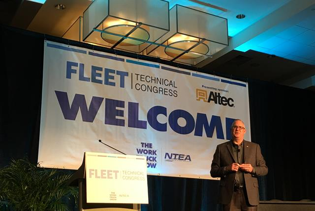Ed Peper, U.S. vice president of General Motors Fleet.