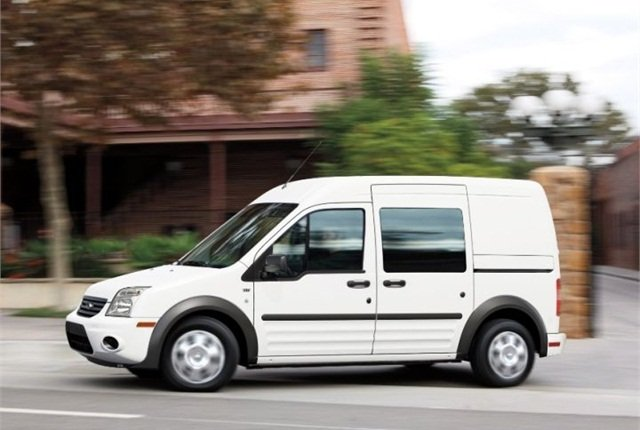 Photo of 2010 Transit Connect courtesy of Ford.