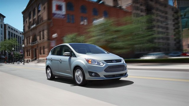 Quest Diagnostics has purchased 150 Ford C-MAX Hybrids for its fleet.Photo courtesy Ford Motor Co.