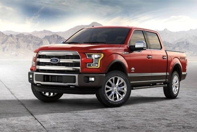 Ford Recalls 1.3M Trucks for Door Latches