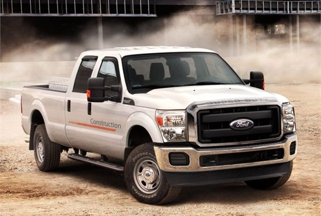 Photo of 2014 Super Duty F-250 courtesy of Ford.