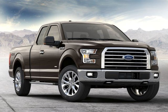 Photo Of 2017 F 150 Xlt Courtesy Ford