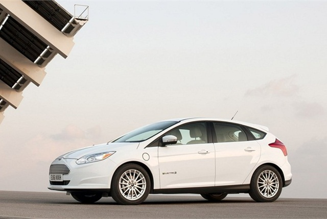 2013-MY Ford Focus Electric