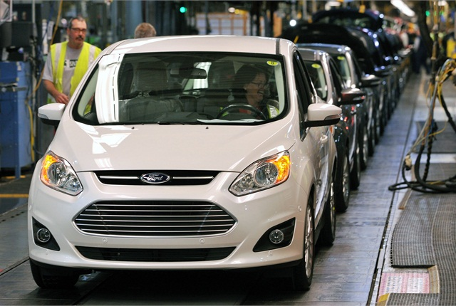 Ford's Michigan Assembly Plant. Photo courtesy Ford Motor Co.