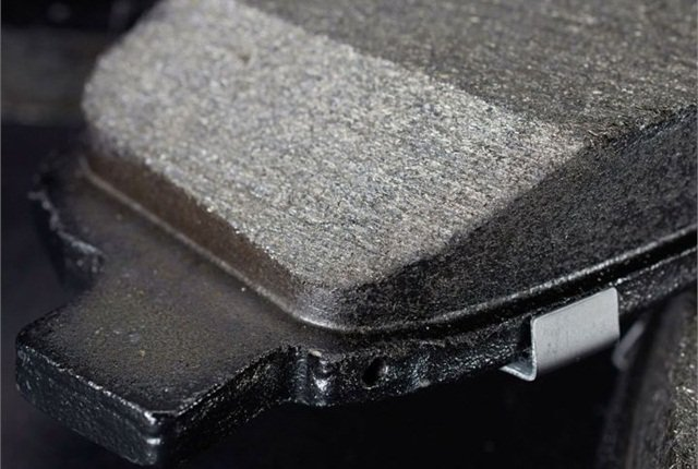 Photo of Motorcraft brake pads courtesy of Ford.