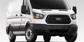 EPA Certifies Altech-Eco's CNG Transit Van