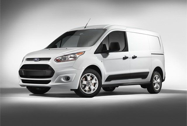Photo of 2014 Transit Connect van courtesy of Ford.