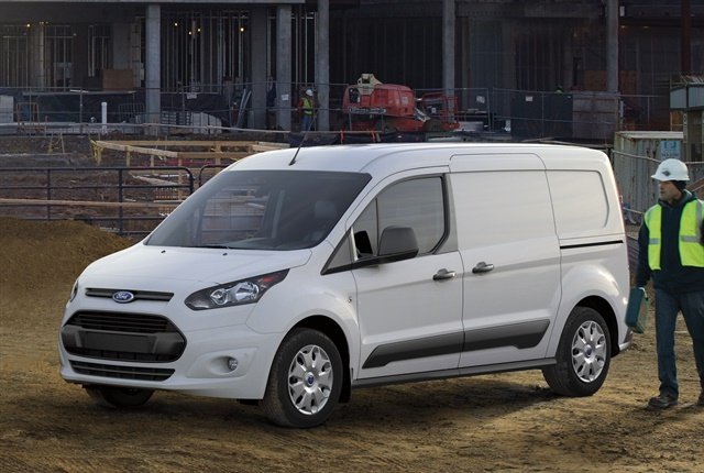 Photo of 2017 Transit Connect courtesy of Ford.