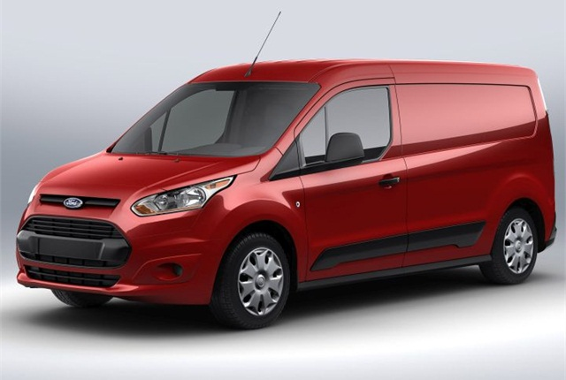 Photo of 2014 Transit Connect cargo van courtesy of Ford.