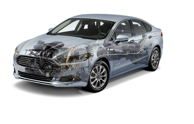 All-new Ford Mondeo Hybrid. (PHOTO: Ford)
