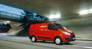 Ford Transit Custom. Photo: Ford