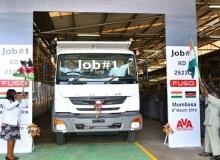 Photo: Daimler Trucks Asia