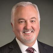 Stephen Carlisle, president of Cadillac