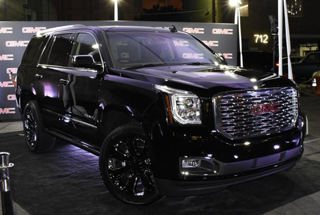 GMC Blacks Out Yukon Denali for 2018 - Operations ...