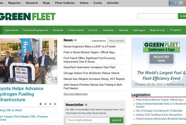 Screenshot via GreenFleetMagazine.com.
