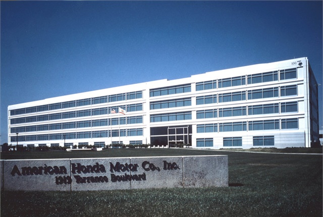 Though Based In Tokyo Honda Maintains North American Headquarters Torrance Calif Chinese
