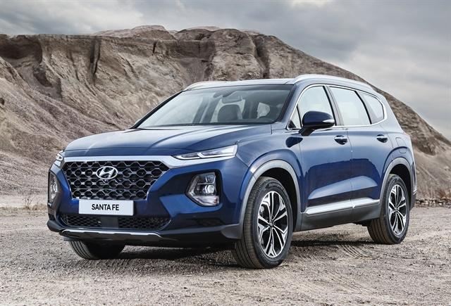 Photo of 2019 Santa Fe courtesy of Hyundai.