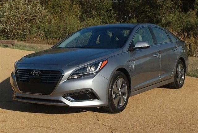 Photo Of 2017 Sonata Hybrid Courtesy Hyundai