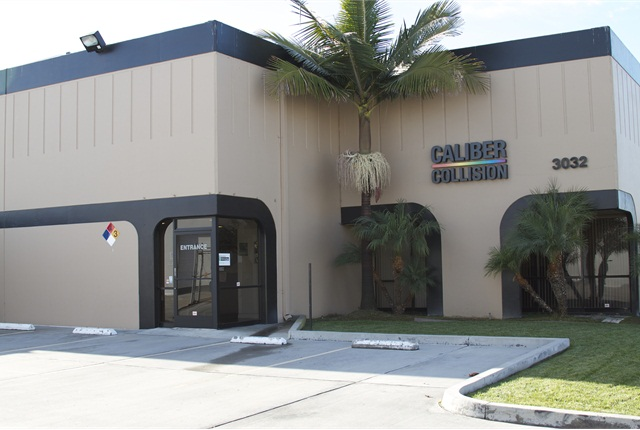 Caliber Collision has 197 locations in nine states, including this facility in Torrance, Calif.