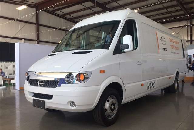 33c5661712 Chanje Offers Charging for Its Electric Delivery Van - Green Fleet ...
