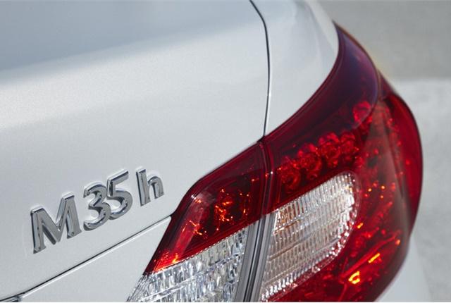 Photo courtesy of Infiniti/Nissan.