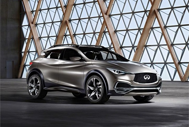 Photo courtesy of Infiniti.