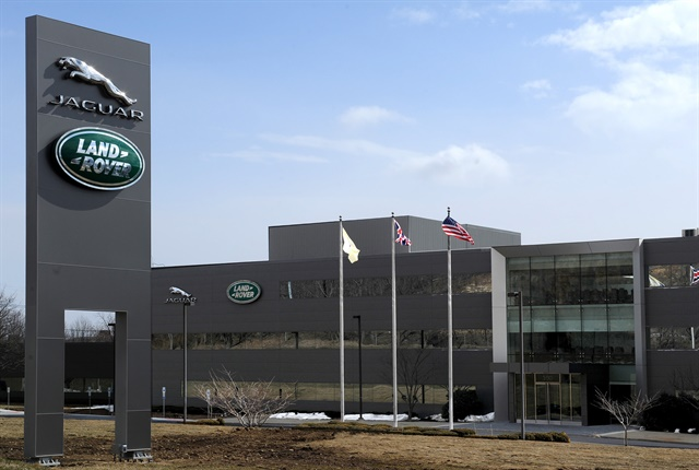 Photo of new headquarters courtesy of Jaguar Land Rover.