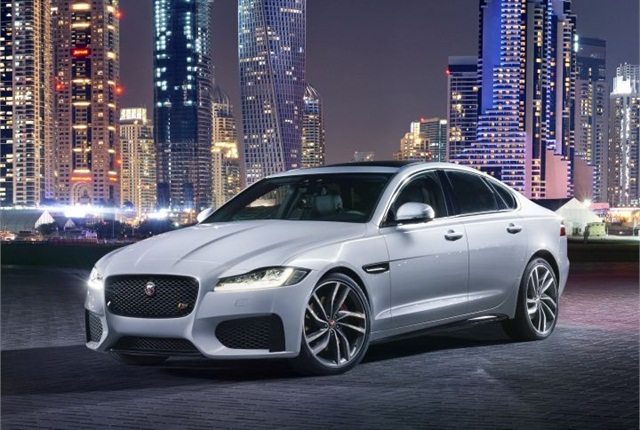 Photo courtesy of Jaguar.