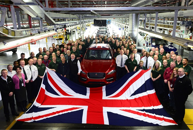Photo courtesy of Jaguar Land Rover.