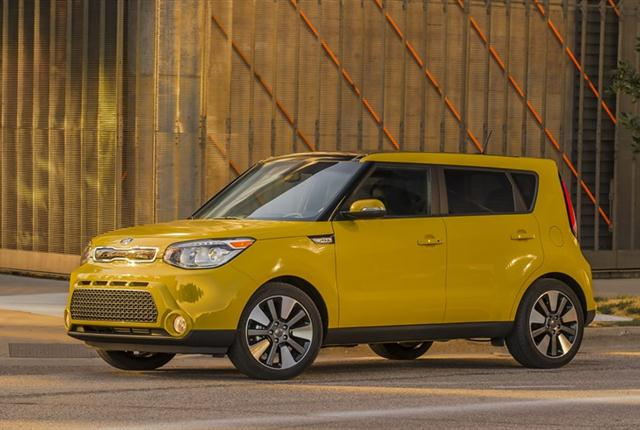 Photo of Kia Soul courtesy of Kia Motors.