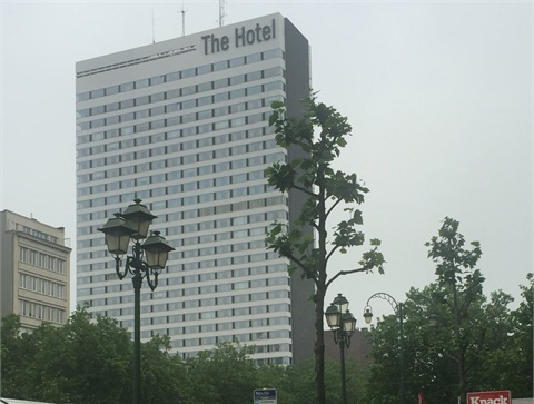 The Hotel was the site of the sold out 2016 Global Fleet Conference. Photo: Mike Antich