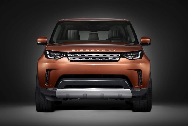 Photo of next-gen Discovery courtesy of Jaguar Land Rover.