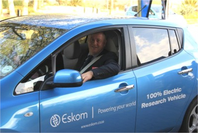 Avis Fleet Services recently delivered 10 LEAF models to South African electricity provider Eskom.