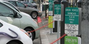 PG&E Proposes 25,000 EV Chargers in California