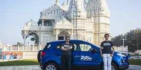 Zoomcar Adds Mahindra Electric Vehicles to Platform