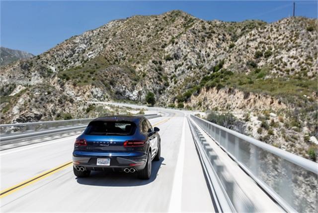 Photo of Porsche Macan S SUV courtesy of Porsche Cars.