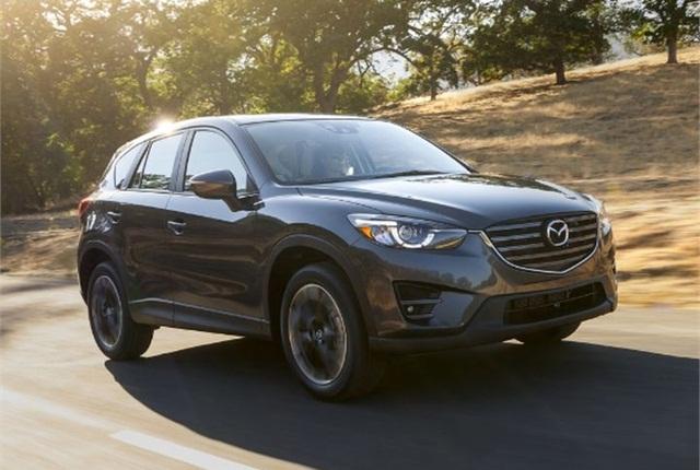 Photo of 2016.5 CX-5 courtesy of Mazda.