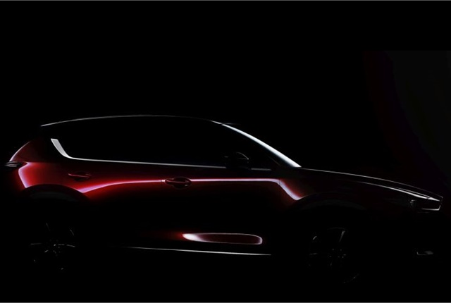 Photo of 2017 CX-5 courtesy of Mazda.