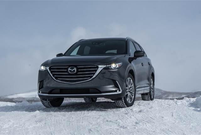 Photo of 2016 CX-9 courtesy of Mazda.