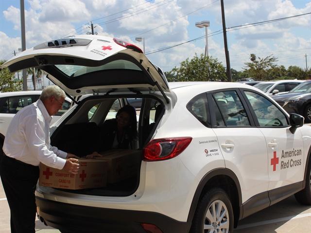 Photo courtesy of Mazda