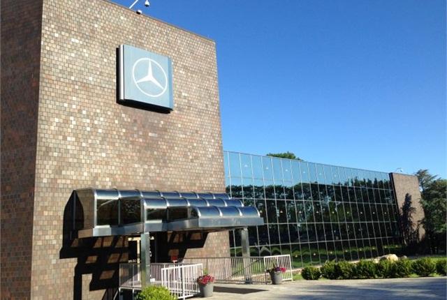 Photo Of Current Headquarters In Montvale, N.J., Courtesy Of MBUSA.