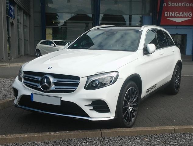 Photo of 2016 Mercedes-Benz GLC via Wikipedia.