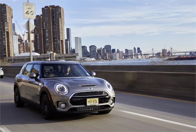 Photo of Mini Cooper S Clubman courtesy of Mini.