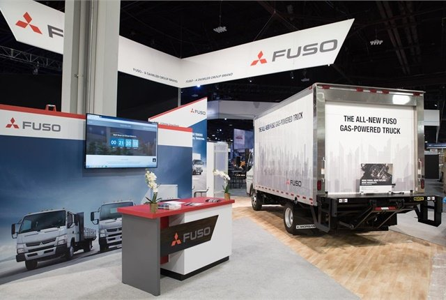 Photo courtesy of Mitsubishi Fuso