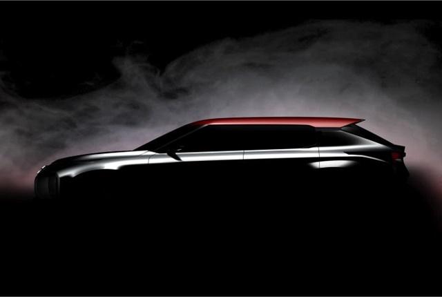 Photo courtesy of Mitsubishi Motors.