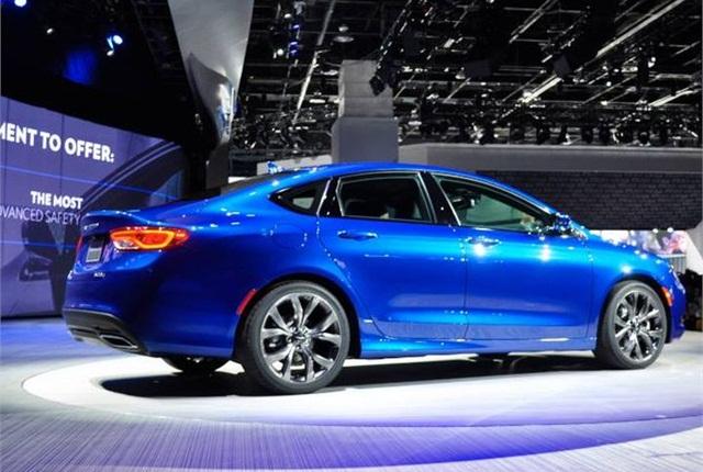 Chrysler 200 Mpg >> Chrysler 2015 200 Sedan To Get 35 Mpg Operations Automotive Fleet