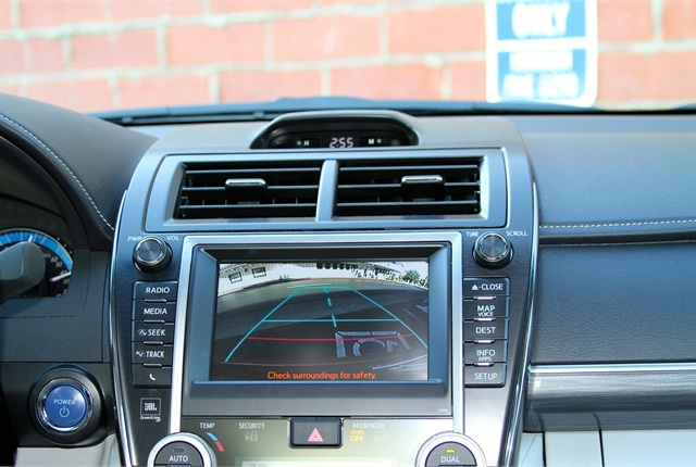 A total of 58 percent of survey respondents wanted a backup camera in their next vehicle.