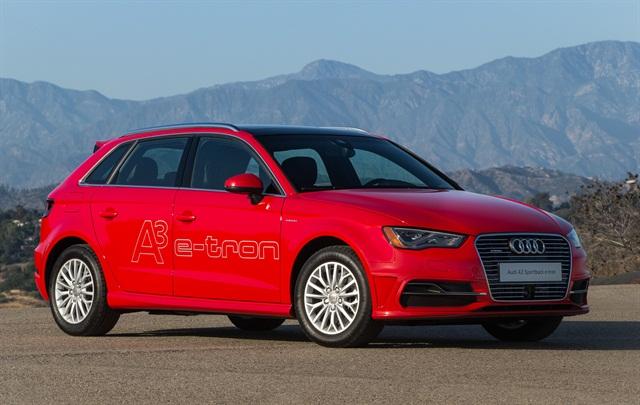 Photo Courtesy Of Audi