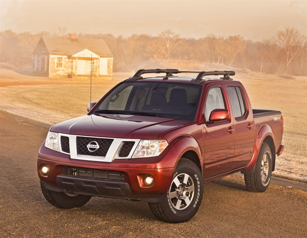 The 2013 Nissan Frontier. Photo courtesy Nissan.